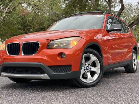 2013 BMW X1 for sale at HIGH PERFORMANCE MOTORS in Hollywood FL