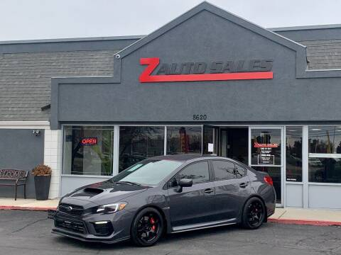 2020 Subaru WRX for sale at Z Auto Sales in Boise ID