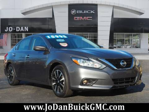 2018 Nissan Altima for sale at Jo-Dan Motors in Plains PA