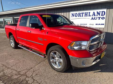 2015 RAM Ram Pickup 1500 for sale at Northland Auto in Humboldt IA