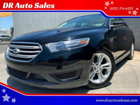 2016 Ford Taurus for sale at DR Auto Sales in Glendale AZ