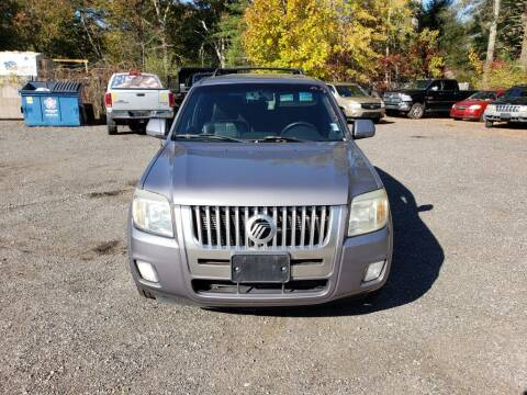 2008 Mercury Mariner for sale at 1st Priority Autos in Middleborough MA
