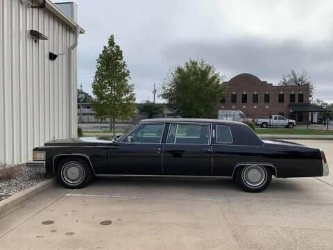 1977 Cadillac Fleetwood for sale at Classic Car Deals in Cadillac MI