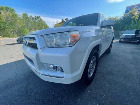 2013 Toyota 4Runner for sale at NO LIMIT MOTORSPORTS in Belmont NC