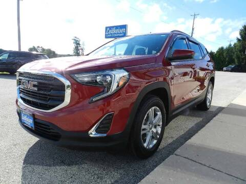 2019 GMC Terrain for sale at Leitheiser Car Company in West Bend WI