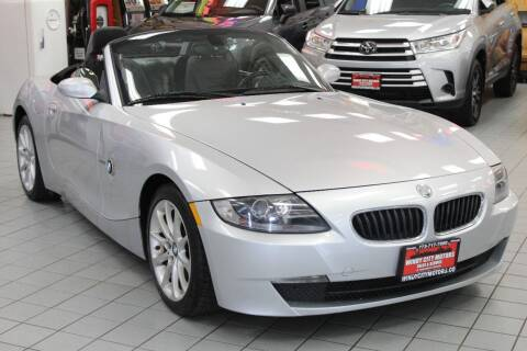 2007 BMW Z4 for sale at Windy City Motors in Chicago IL