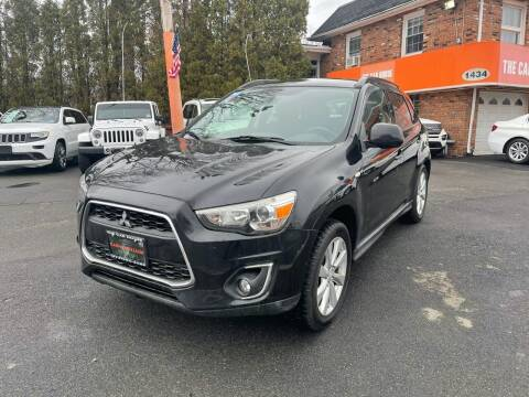 2013 Mitsubishi Outlander Sport for sale at Bloomingdale Auto Group - The Car House in Butler NJ