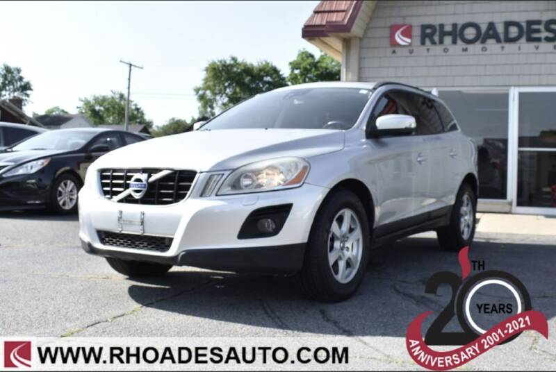 2010 Volvo XC60 for sale at Rhoades Automotive in Columbia City IN