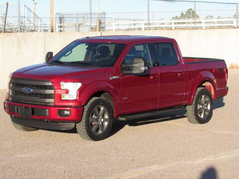 2016 Ford F-150 for sale at HOO MOTORS in Kiowa CO