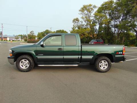 2002 Chevrolet Silverado 1500 for sale at CR Garland Auto Sales in Fredericksburg VA