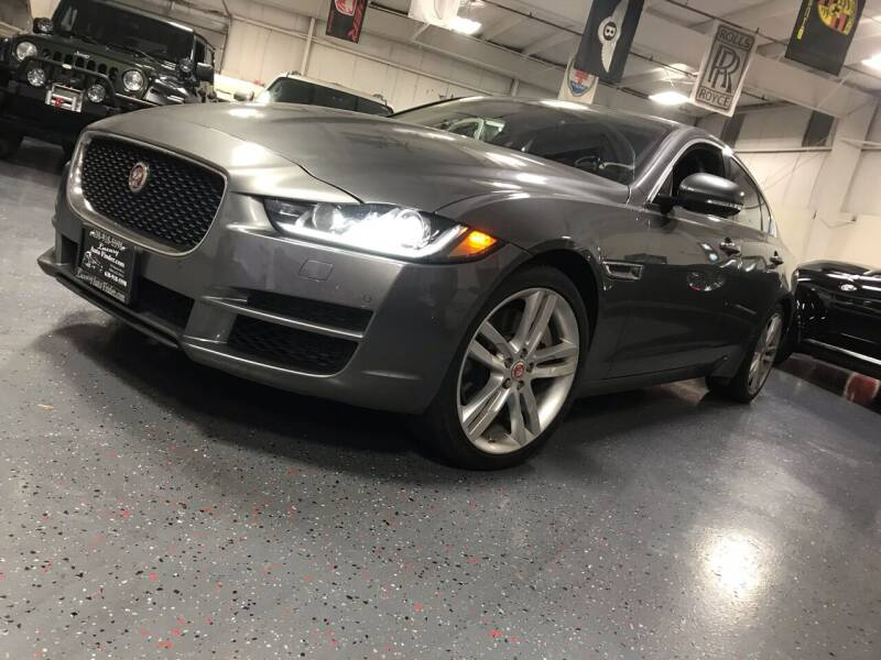 2017 Jaguar XE for sale at Luxury Auto Finder in Batavia IL