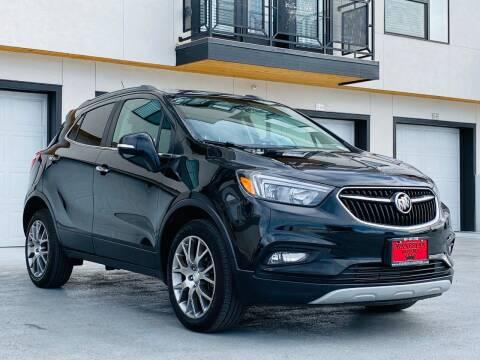 2017 Buick Encore for sale at Avanesyan Motors in Orem UT