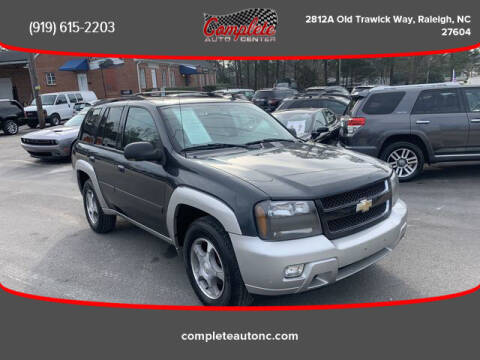 2006 Chevrolet TrailBlazer for sale at Complete Auto Center , Inc in Raleigh NC