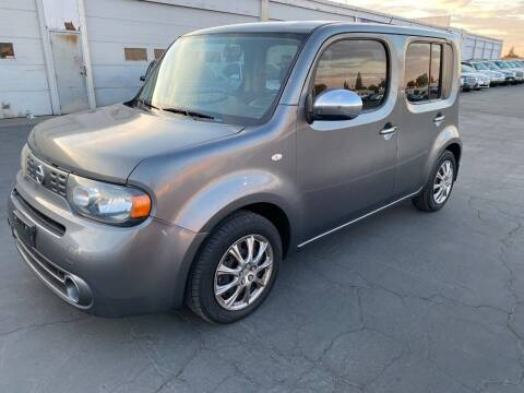 2013 Nissan cube for sale at PRICE TIME AUTO SALES in Sacramento CA