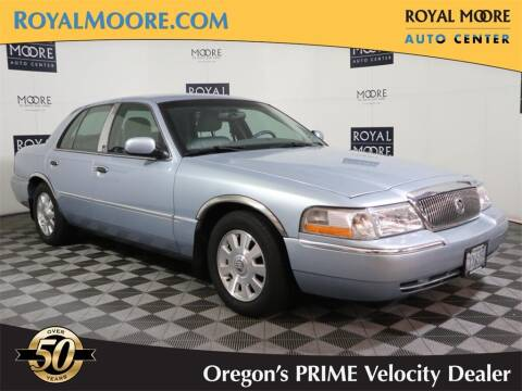 2004 Mercury Grand Marquis for sale at Royal Moore Custom Finance in Hillsboro OR