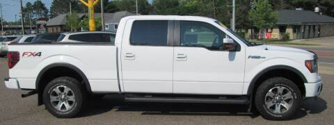 2014 Ford F-150 for sale at The AUTOHAUS LLC in Tomahawk WI