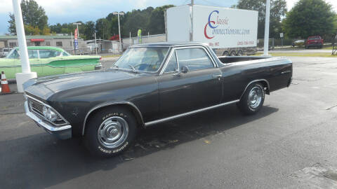 1966 Chevrolet El Camino for sale at Classic Connections in Greenville NC