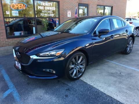 2020 Mazda MAZDA6 for sale at Bankruptcy Car Financing in Norfolk VA