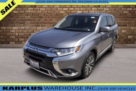 2019 Mitsubishi Outlander for sale at Karplus Warehouse in Pacoima CA