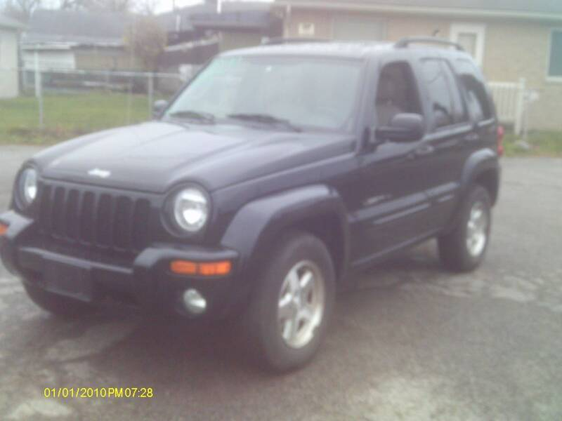 2003 Jeep Liberty for sale at Flag Motors in Columbus OH