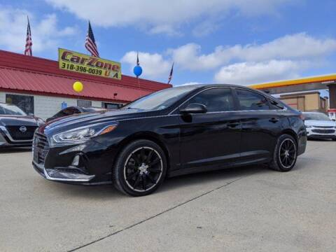 2018 Hyundai Sonata for sale at CarZoneUSA in West Monroe LA