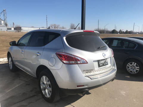 2012 Nissan Murano for sale at Lannys Autos in Winterset IA