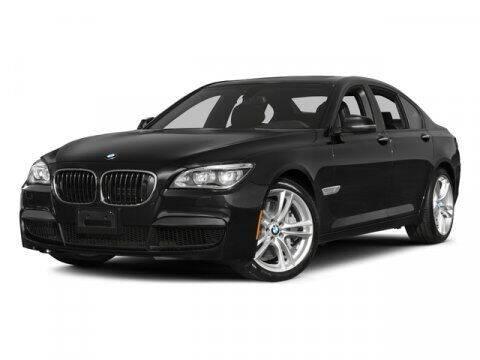 2015 BMW 7 Series for sale at Mercedes-Benz of Daytona Beach in Daytona Beach FL