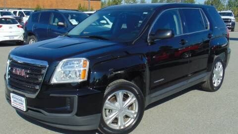 2017 GMC Terrain for sale at Dependable Used Cars in Anchorage AK