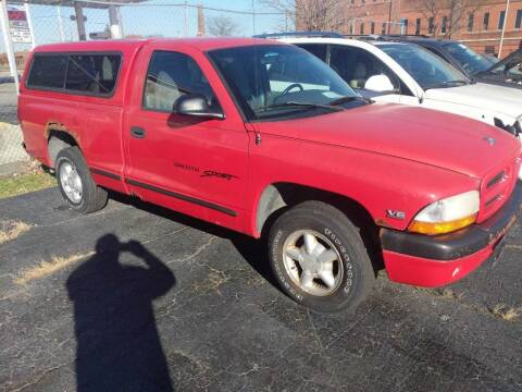 1998 Dodge Dakota for sale at Kash Kars in Fort Wayne IN
