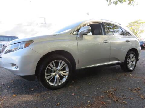2010 Lexus RX 450h for sale at US Auto in Pennsauken NJ