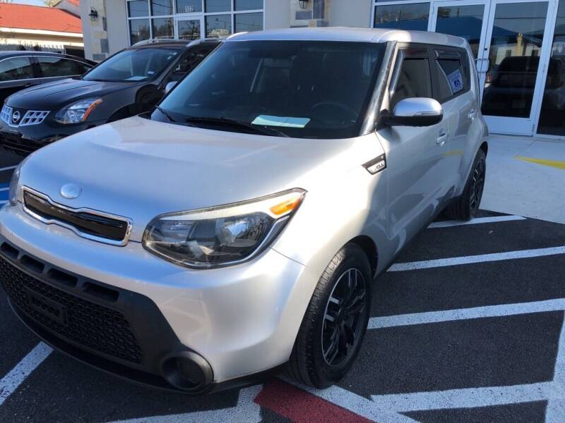 2014 Kia Soul for sale at Gold Star Motors Inc. in San Antonio TX