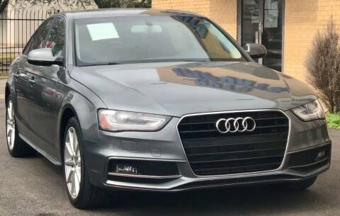 2016 Audi A4 for sale at Auto Imports in Houston TX