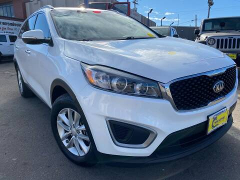 2016 Kia Sorento for sale at New Wave Auto Brokers & Sales in Denver CO