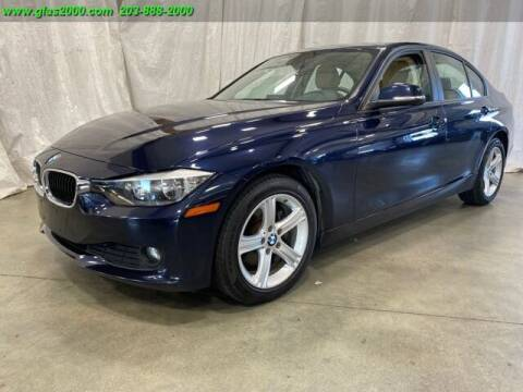 2015 BMW 3 Series for sale at Green Light Auto Sales LLC in Bethany CT