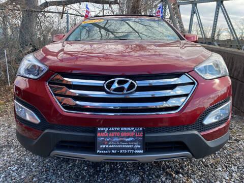 2013 Hyundai Santa Fe Sport for sale at Nasa Auto Group LLC in Passaic NJ