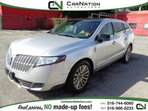 2012 Lincoln MKT for sale at CarNation AUTOBUYERS Inc. in Rockville Centre NY