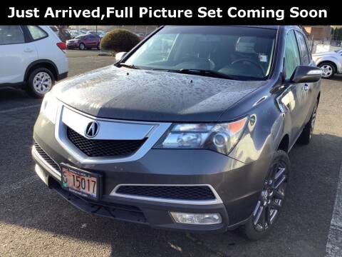 2011 Acura MDX for sale at Royal Moore Custom Finance in Hillsboro OR