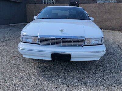 1994 Chevrolet Caprice for sale at MICHAEL'S AUTO SALES in Mount Clemens MI