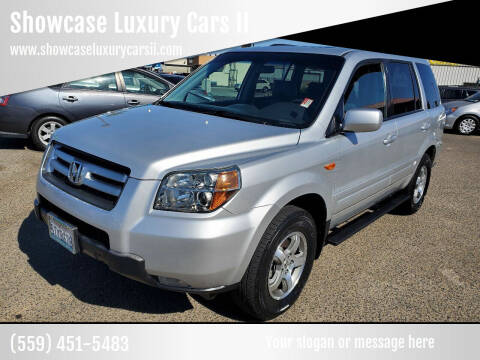 2006 Honda Pilot for sale at Showcase Luxury Cars II in Pinedale CA
