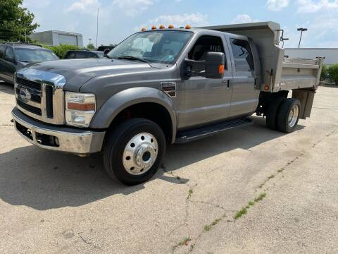 2010 Ford F-450 Super Duty for sale at ANYTHING IN MOTION INC in Bolingbrook IL