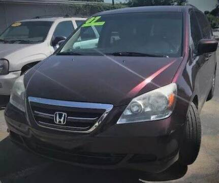 2007 Honda Odyssey for sale at RD Motors, Inc in Charlotte NC