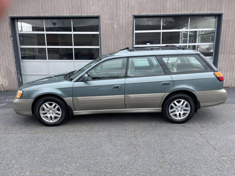 2002 Subaru Outback for sale at Westside Motors in Mount Vernon WA
