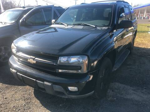 2002 Chevrolet TrailBlazer for sale at AUTO OUTLET in Taunton MA
