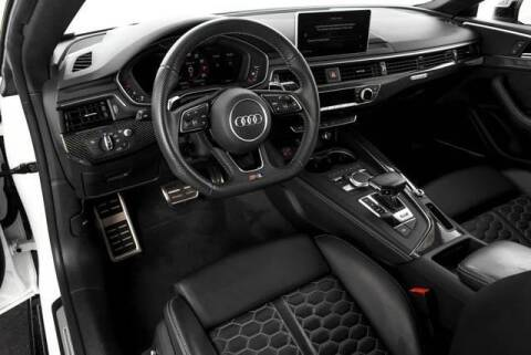 2019 Audi RS 5 for sale at CU Carfinders in Norcross GA