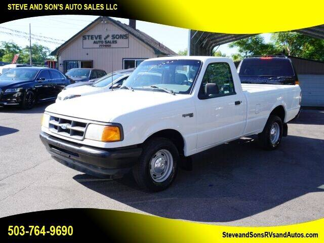 1994 Ford Ranger for sale in Happy Valley, OR