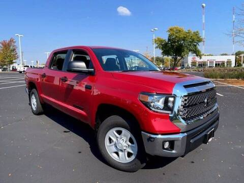 2021 Toyota Tundra for sale at Smart Budget Cars in Madison WI