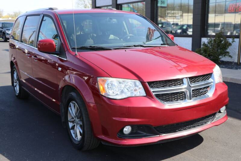 2014 Dodge Grand Caravan for sale at Ultimate Auto Deals DBA Hernandez Auto Connection in Fort Wayne IN
