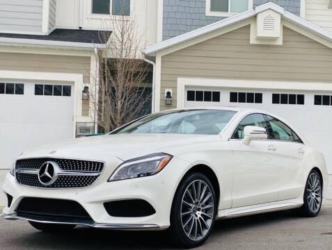 2018 Mercedes-Benz CLS for sale at Avanesyan Motors in Orem UT