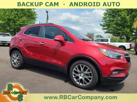 2017 Buick Encore for sale at R & B Car Company in South Bend IN