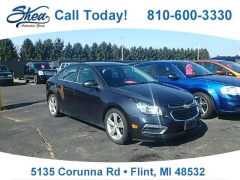 2015 Chevrolet Cruze for sale at Jamie Sells Cars 810 - Linden Location in Flint MI